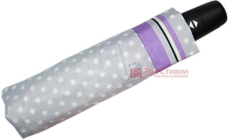 Зонт складной Derby 744165PS-2 автомат Серый, фото 2