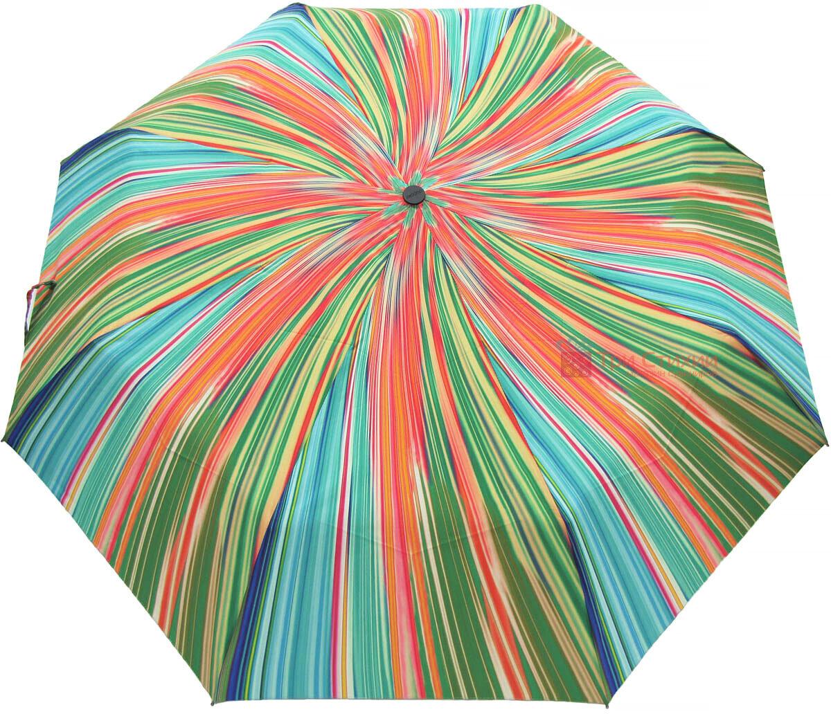 Зонт складной Doppler Carbonsteel 744865F01 полный автомат Зелено-голубой, фото 2