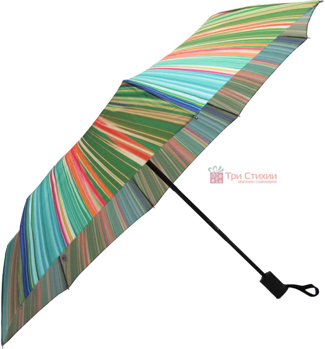 Зонт складной Doppler Carbonsteel 744865F01 полный автомат Зелено-голубой, фото 3