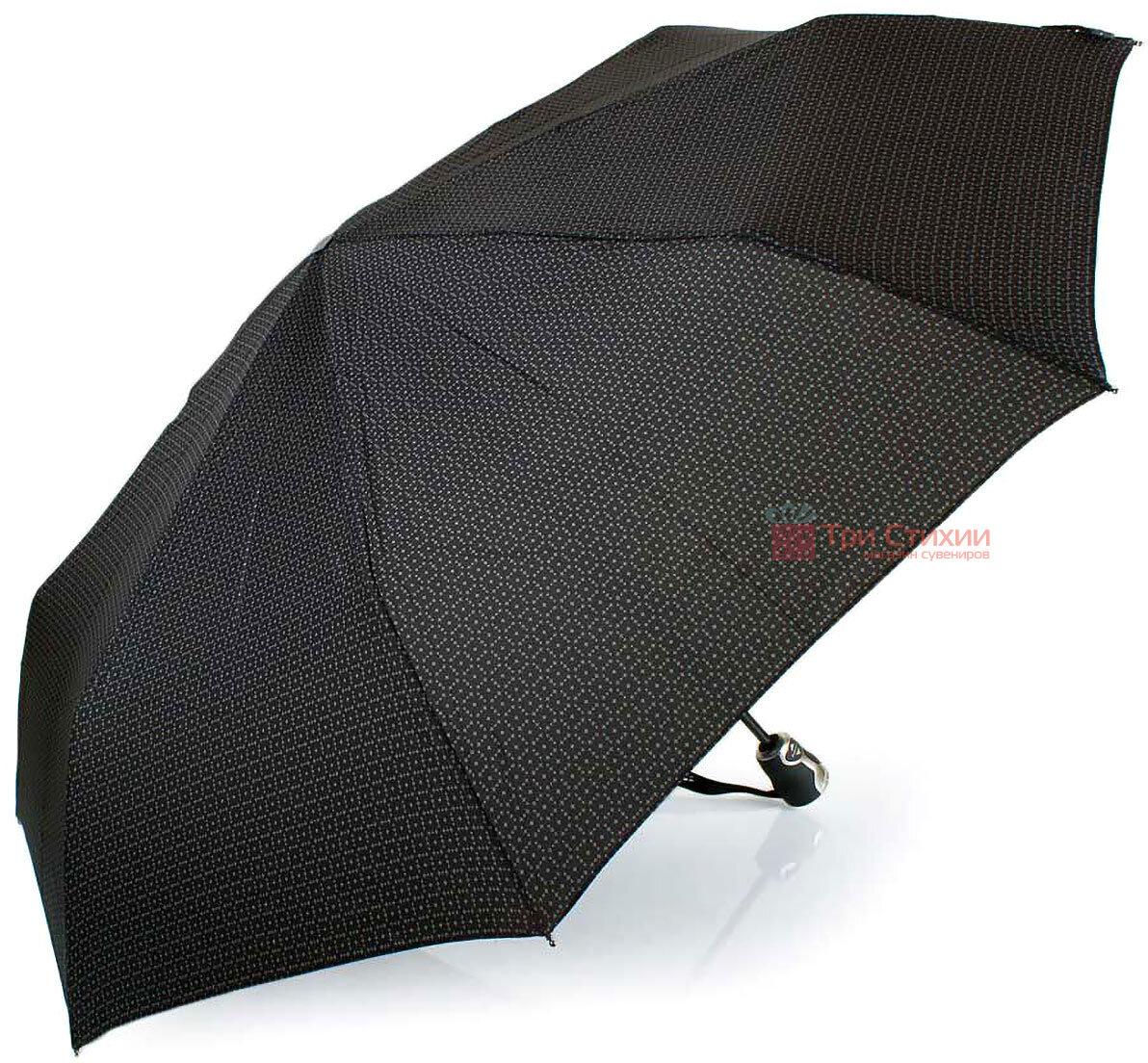Зонт складной Bugatti 74667BU полный автомат Серый, фото