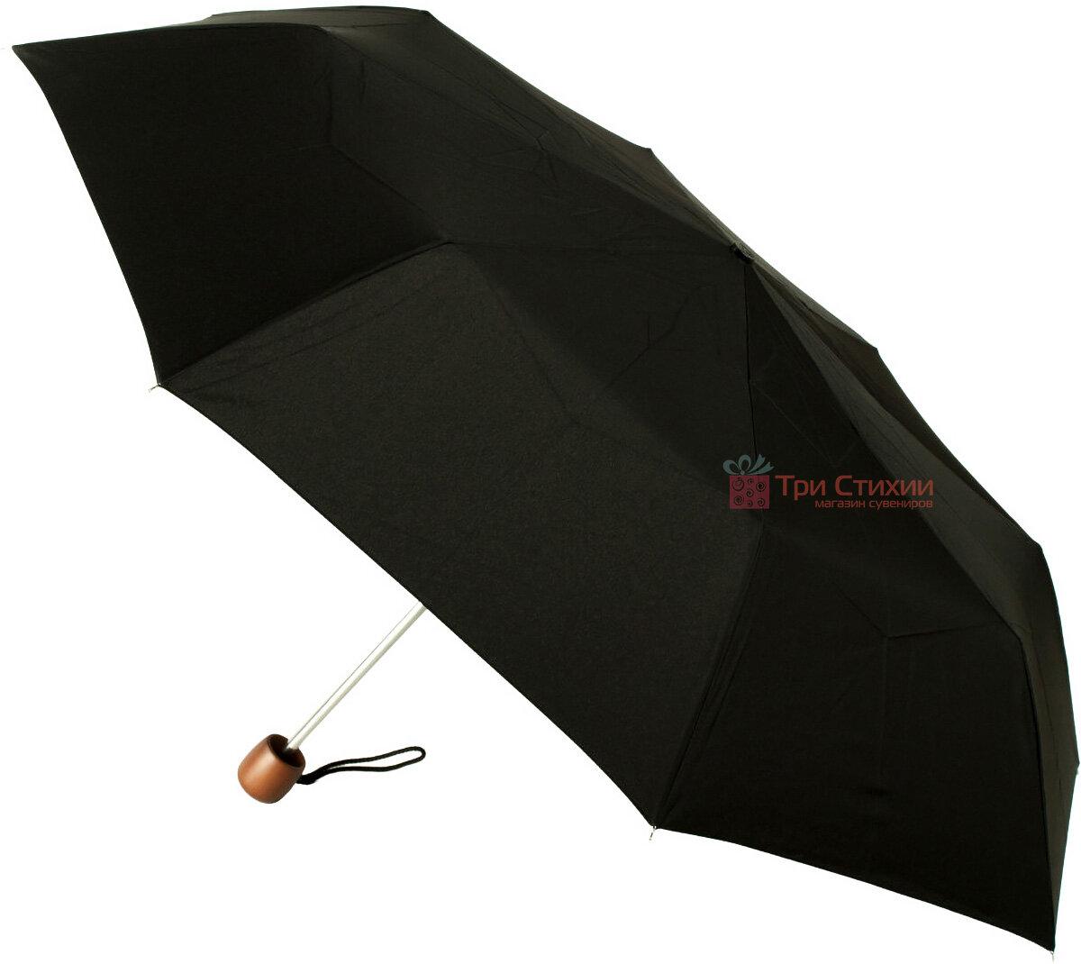 Зонт складной Fulton Stowaway Deluxe-1 L449 механический Черный (L449-000274), фото