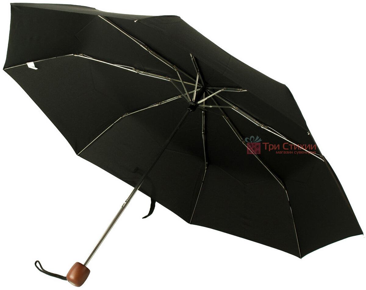 Зонт складной Fulton Stowaway Deluxe-1 L449 механический Черный (L449-000274), фото 2