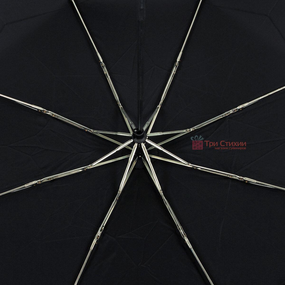 Зонт складной Fulton Stowaway Deluxe-1 L449 механический Черный (L449-000274), фото 3