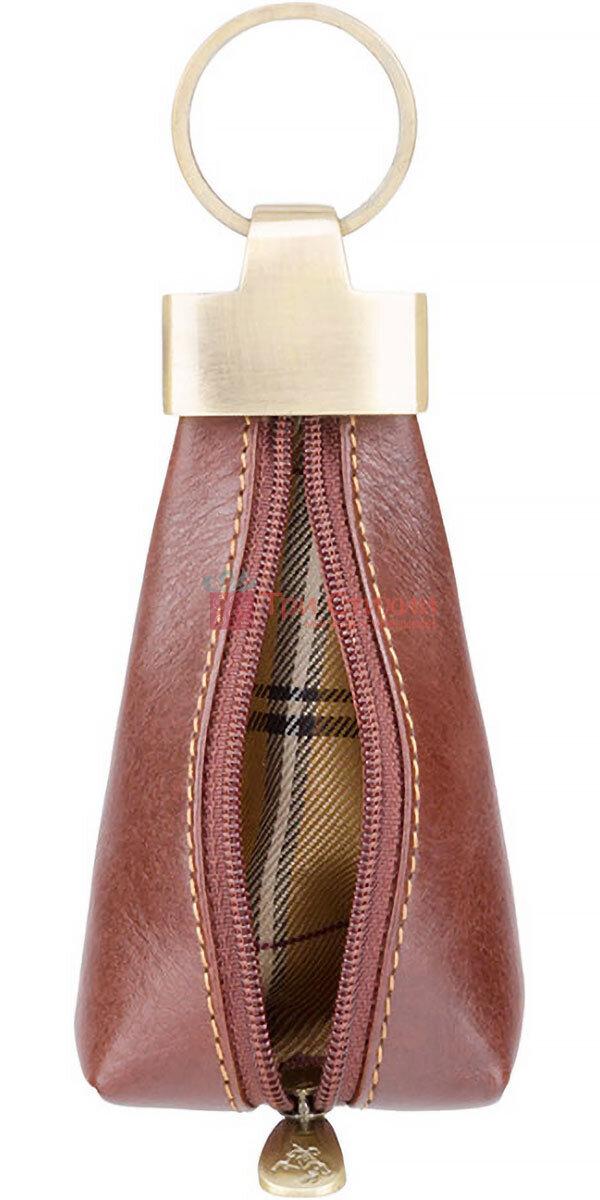 Ключница Visconti MZ20 Verona (Italian Brown) кожаная Коричневая, Цвет: Коричневый, фото 3