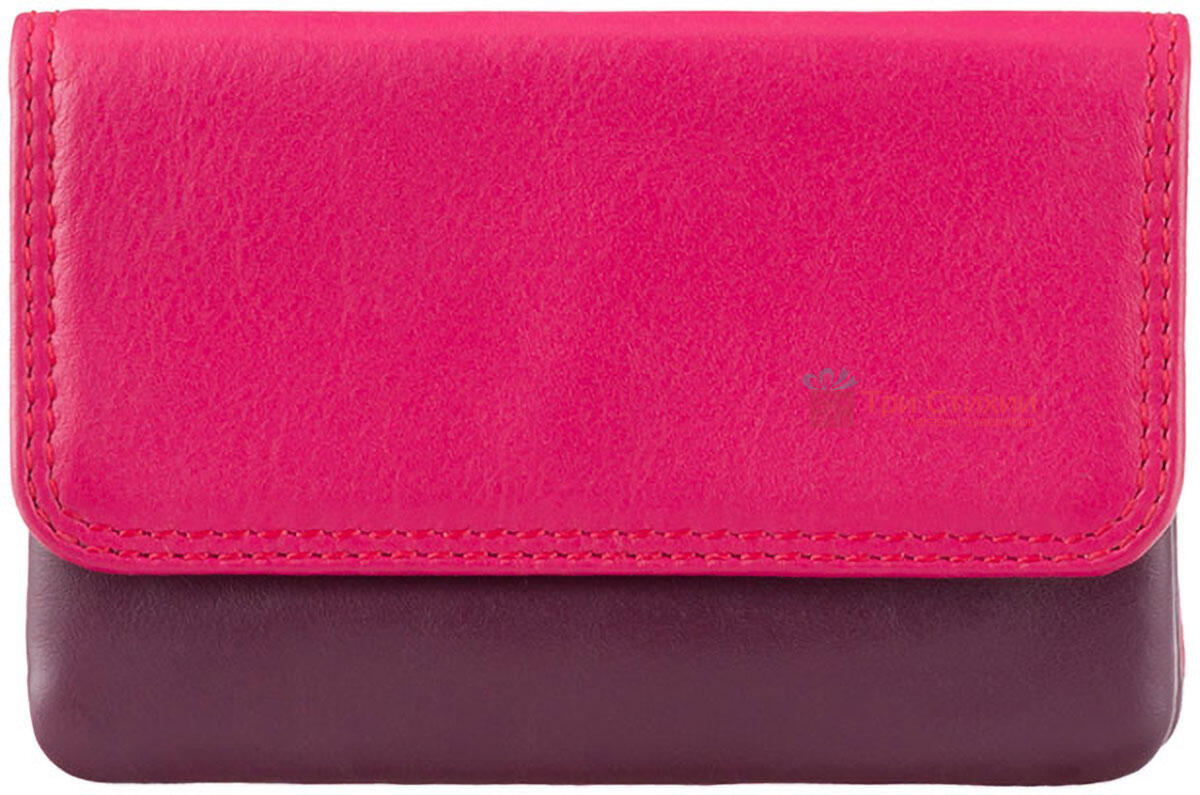 Ключница Visconti RB99 Tahiti (Plum Multi) кожаная Розовая, Цвет: Розовый, фото 3