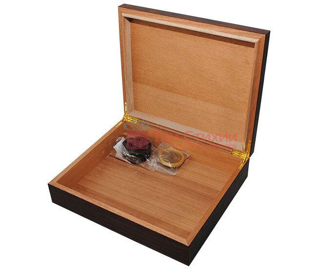 Хьюмидор Colton на 12 сигар Орех (09453), фото
