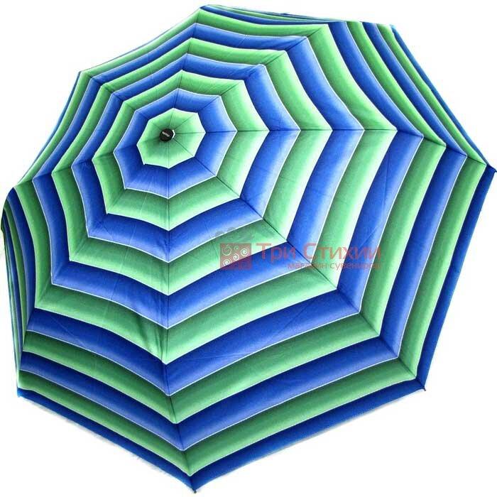 Зонт складной Doppler 7441465ST-2 полный автомат Голубой, фото