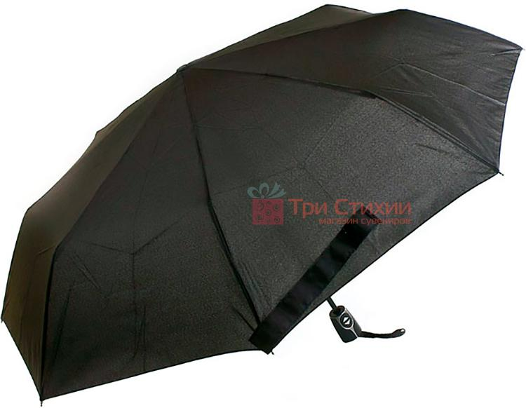 Зонт складной Doppler 7441467-4 автомат Чёрный, фото