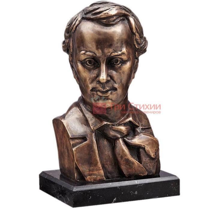 Статуетка з бронзи Бюст «Т. Г. Шевченко »Vizuri (Візурі) P03, фото