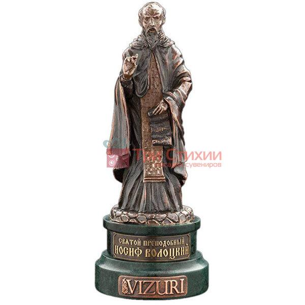 Статуэтка «Преподобный Иосиф Волоцкий» Vizuri (Визури) ST01, фото
