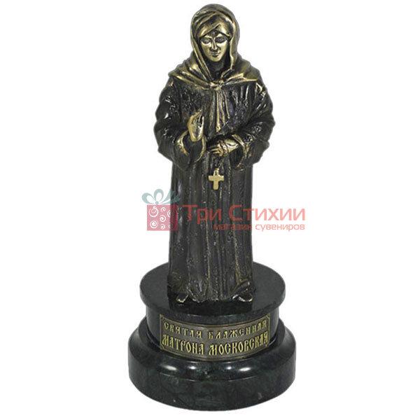Статуетка з бронзи «Матрона Московська» Vizuri (Візурі) ST03, фото
