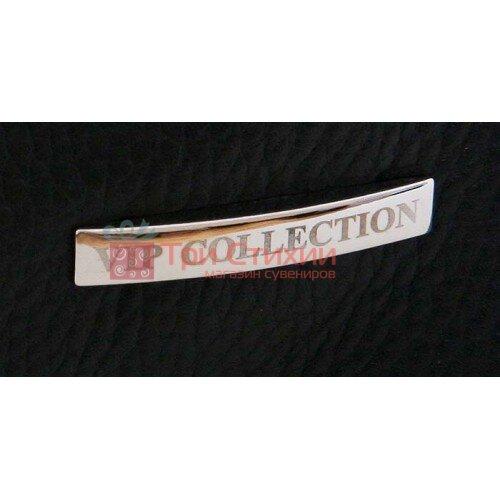 "Сумка шкіряна для ноутбука 15,6 ""Vip Collection 241A Чорна, фото 7"