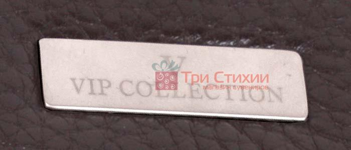 "Сумка шкіряна для ноутбука 15,6 ""Vip Collection 306.B.FLAT Коричнева, фото 7"