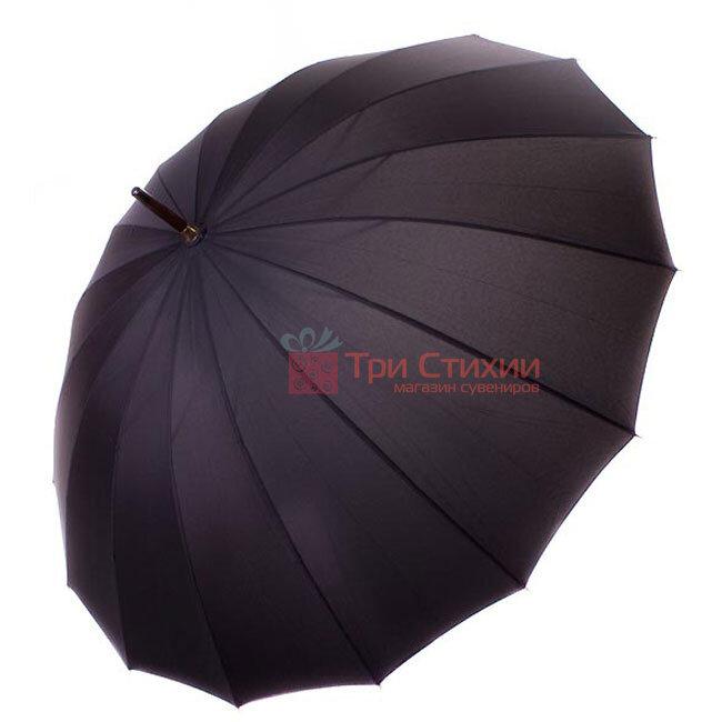Зонт-трость Doppler London 74166 механика Черный, фото 2