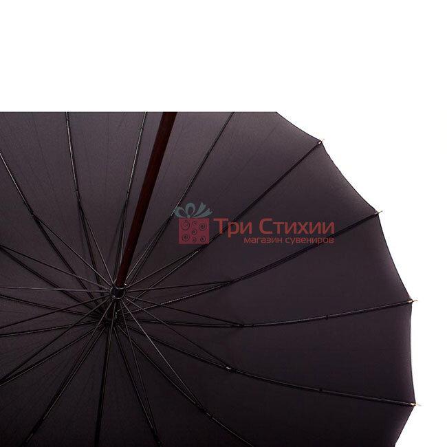 Зонт-трость Doppler London 74166 механика Черный, фото 3