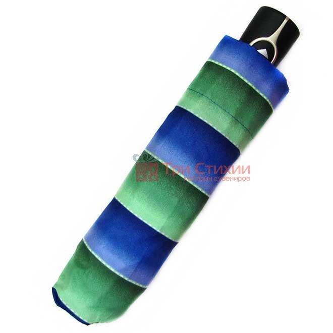 Зонт складной Doppler 7441465ST-2 полный автомат Голубой, фото 2