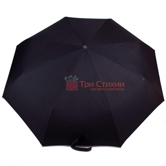 Зонт складной Doppler 746966FGB автомат Черный, фото 2