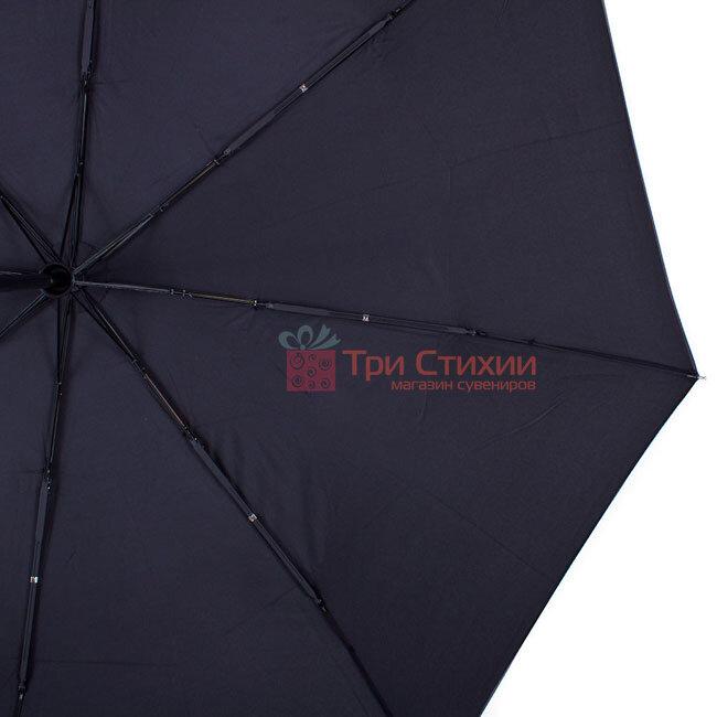 Зонт складной Doppler 746966FGB автомат Черный, фото 3
