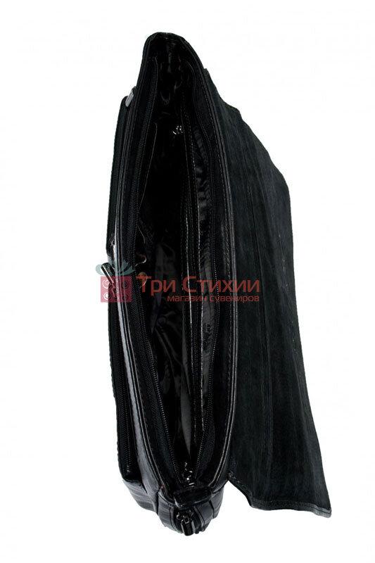 Портфель Tony Perotti Italico 9338-it nero Чёрный, Цвет: Черный, фото 6
