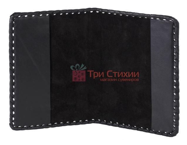 Обложка для паспорта кожаная Феникс Макей 509-11-06, фото 2