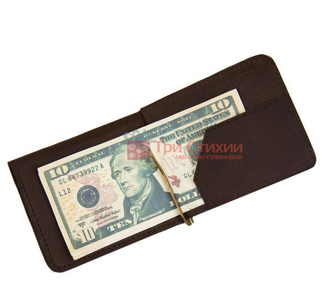 "Зажим для денег ""Money"" Арт Кажан (768-10-43), фото 3"