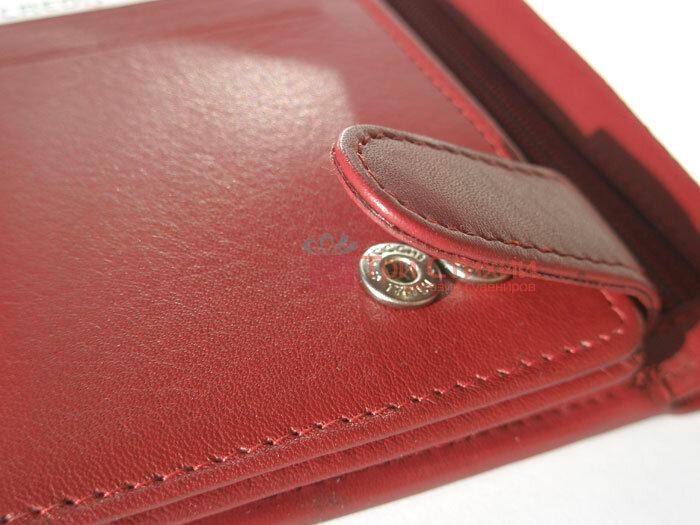Кошелек Tony Perotti Cortina 5031-Cr rosso Красный, фото 3
