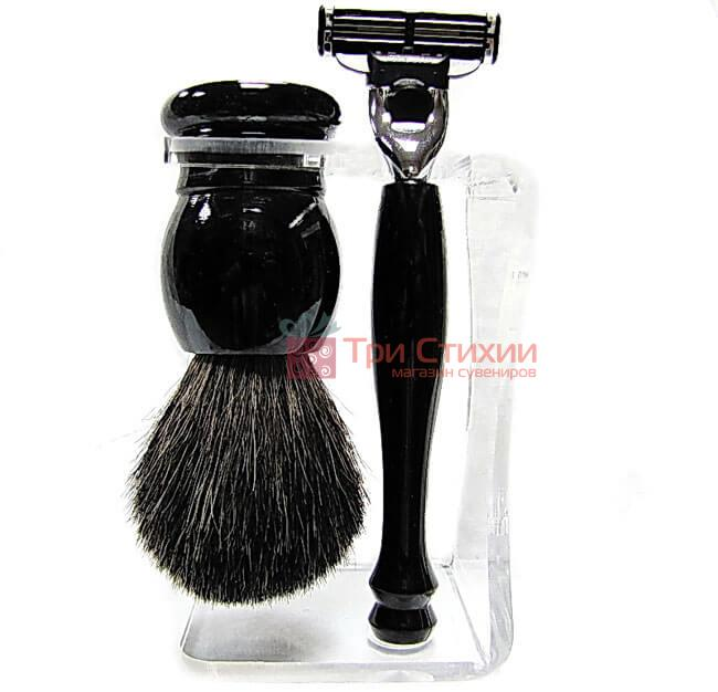 Набор для бритья Hans Baier 75113 Чёрный, Цвет: Черный, фото
