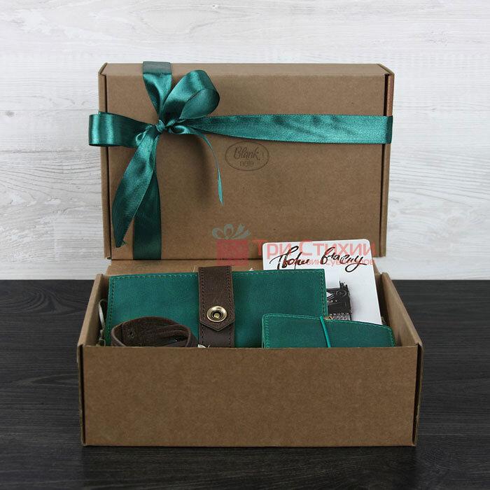 Подарунковий набір аксесуарів Ріо-де-Жанейро BlankNote (BN-set-access-1) , фото