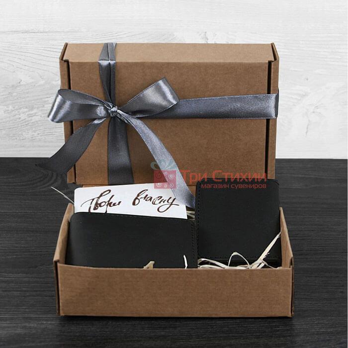Подарунковий набір аксесуарів Нью-Йорк BlankNote (BN-set-access-4), фото
