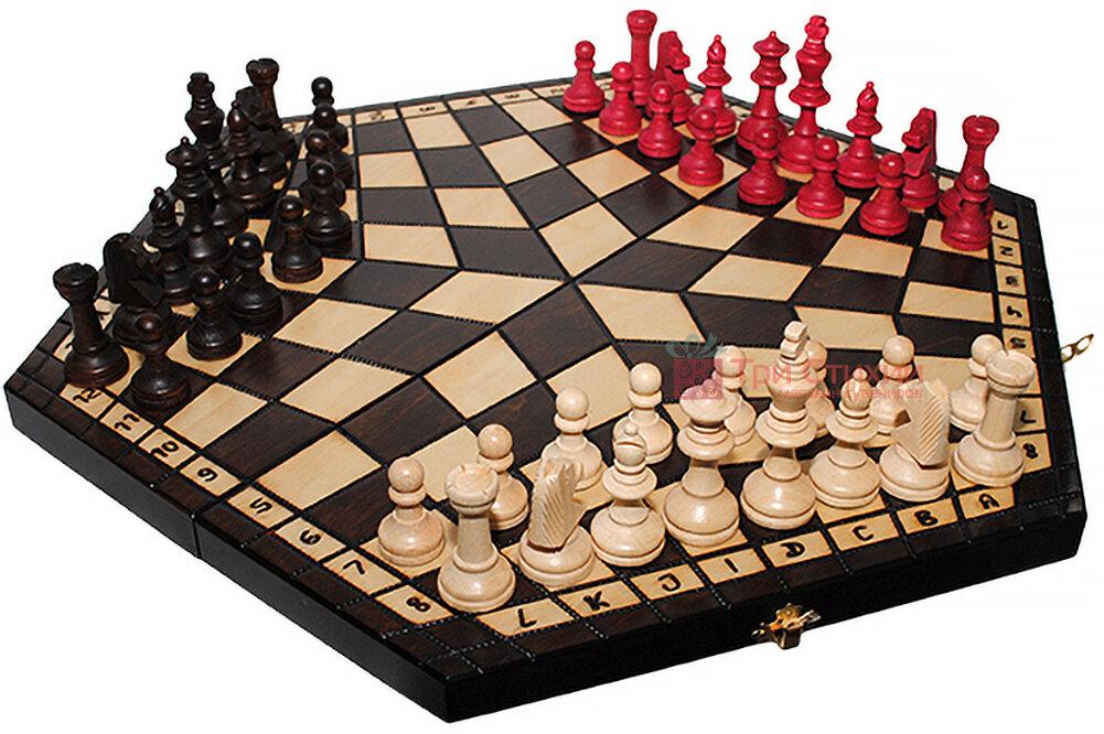 Шахи Madon На трьох король 85 мм (3162), фото