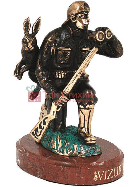 Статуетка з бронзи «Мисливець» Vizuri (Візурі) H01, фото